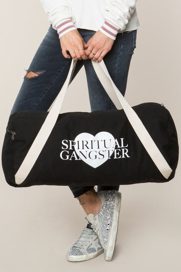 SG LOVE DUFFLE BAG - Spiritual Gangster