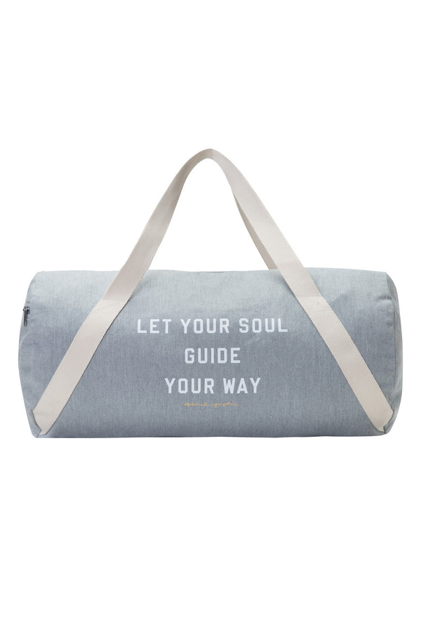 SOUL GUIDE YOUR WAY DUFFLE BAG - Spiritual Gangster