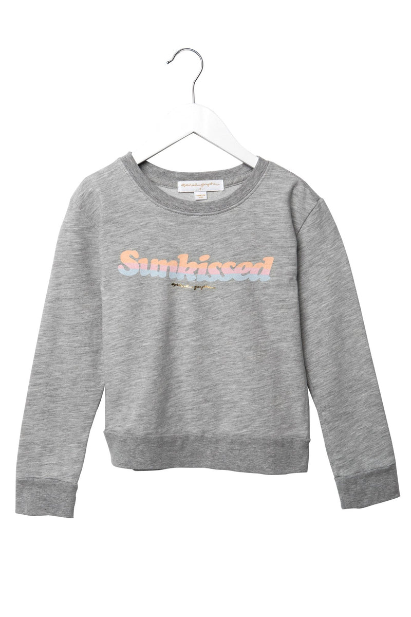 Sunkissed Kids Crew Pullover