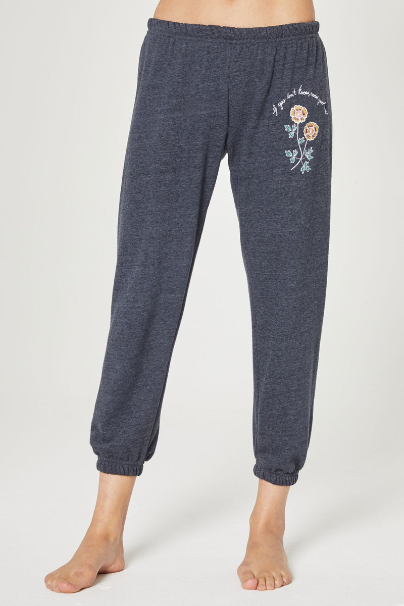 KNOW PERFECT SWEATPANT AURORA SKY