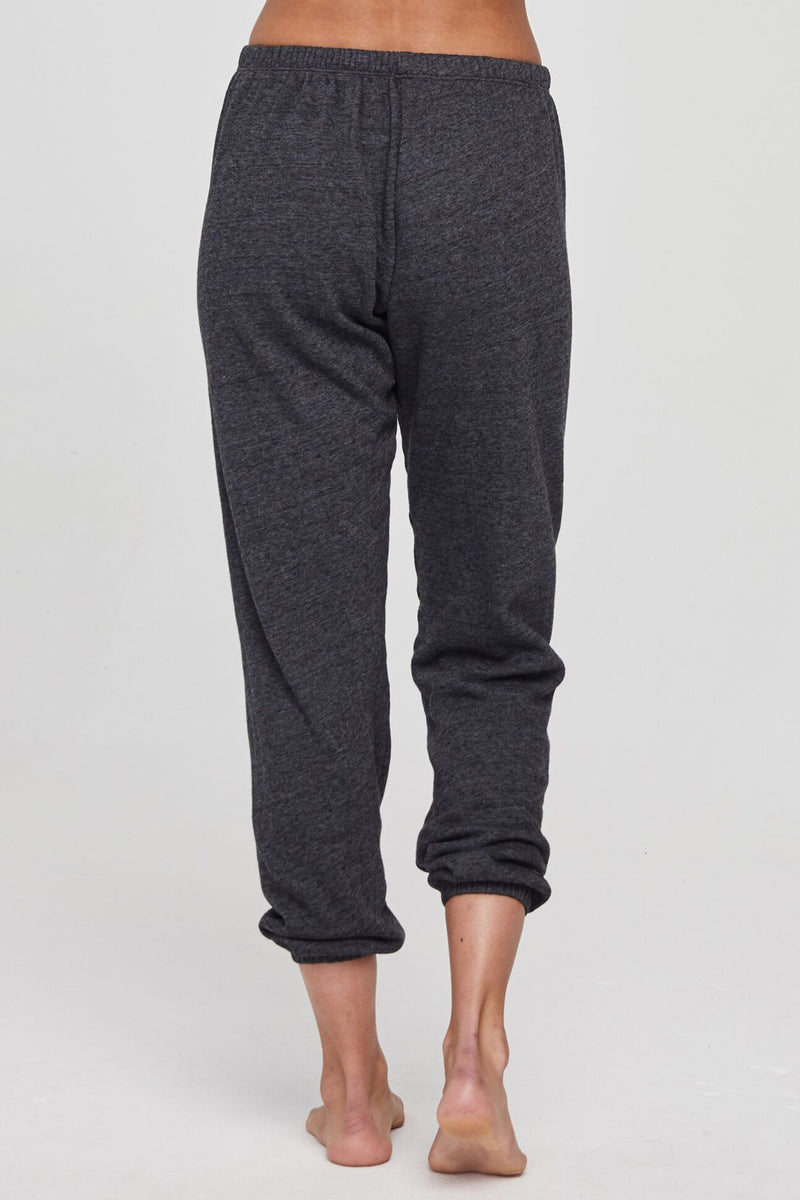 LOVE PERFECT SWEATPANT VINTAGE BLACK
