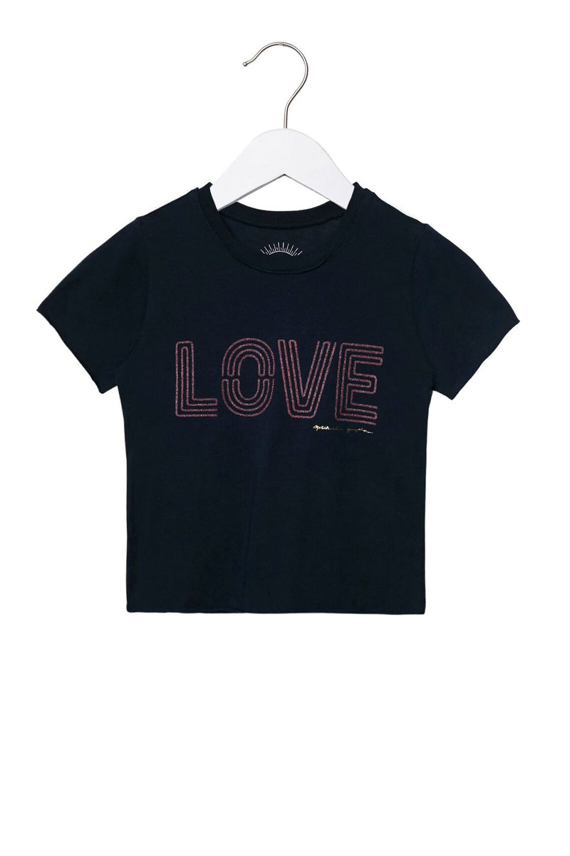 LOVE KIDS TEE AURORA SKY
