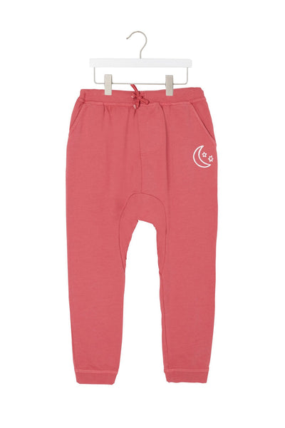 STAR MOON HAREM JOGGER GIRLS PINK LOTUS - Spiritual Gangster