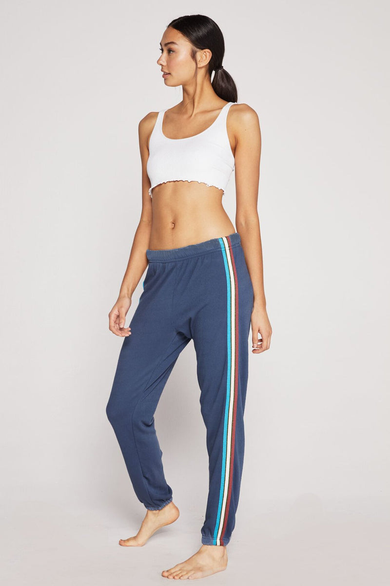 Striped Lightweight Sessions Sweatpant