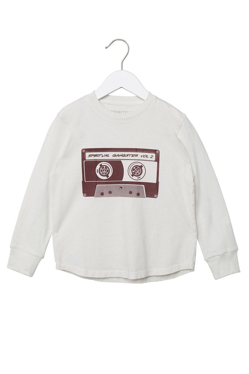 VOLUME 2 LONG SLEEVE BOYS TEE