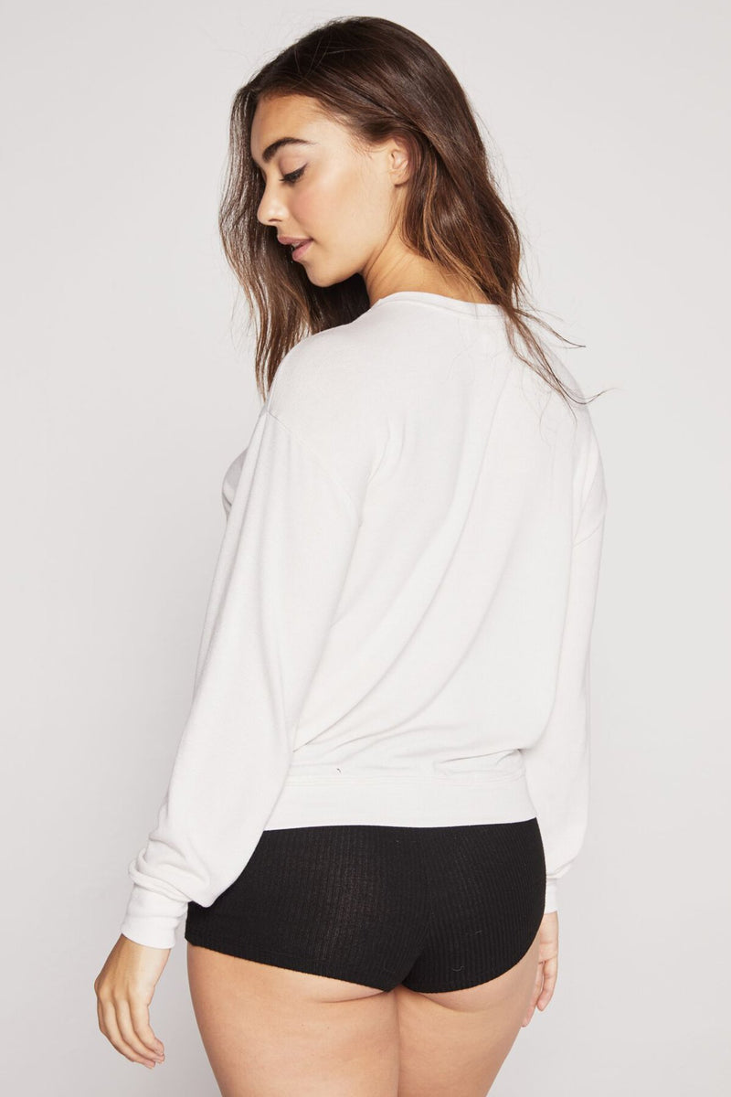 Shine Light Savasana Pullover