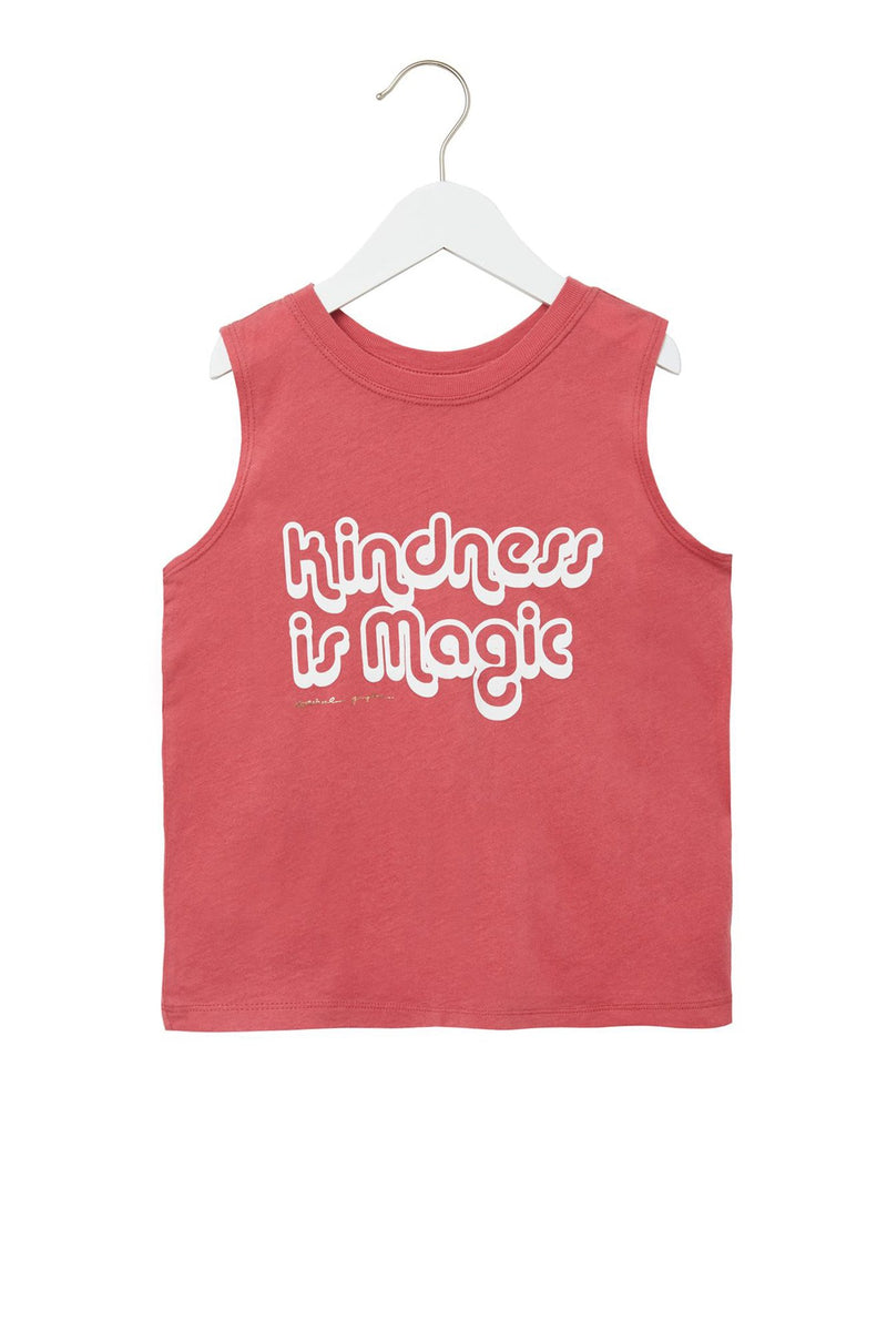 KINDNESS IS MAGIC KIDS TANK