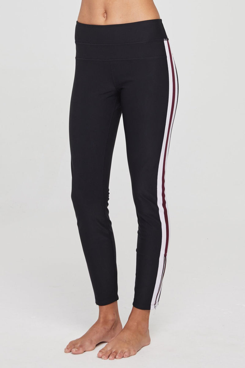 Active Track Tight Rose Stripe