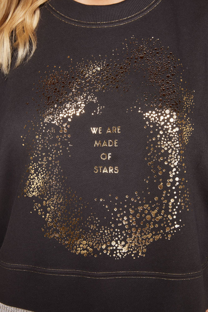 We Are Made Of Stars Sweatshirt