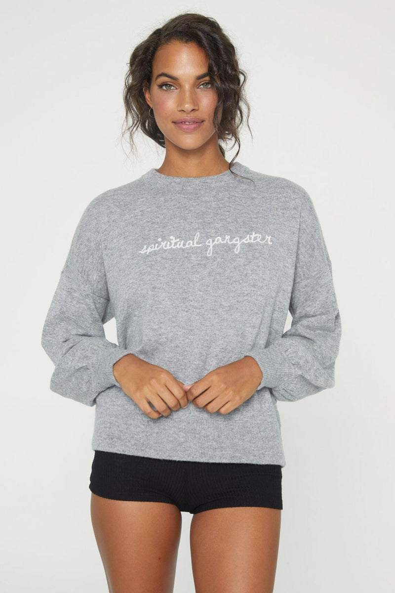 SPIRITUAL GANGSTER SIGNATURE SWEATER