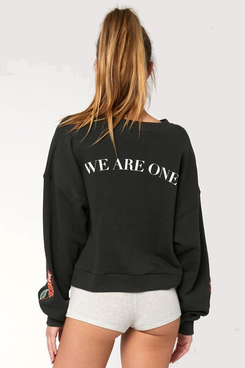 WE ARE ONE SWEATSHIRT
