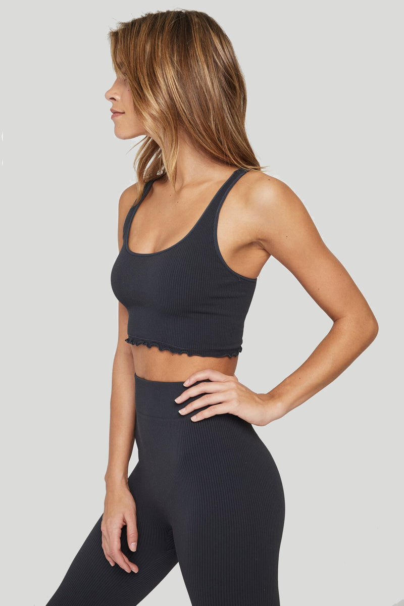 AMOR CROP SEAMLESS ACTIVE TANK