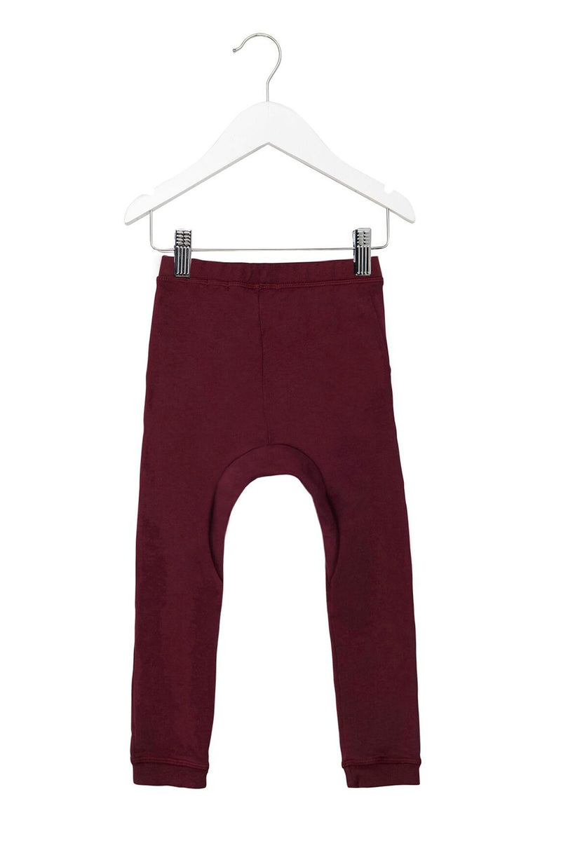 KIDS HAREM JOGGER AMOR RED