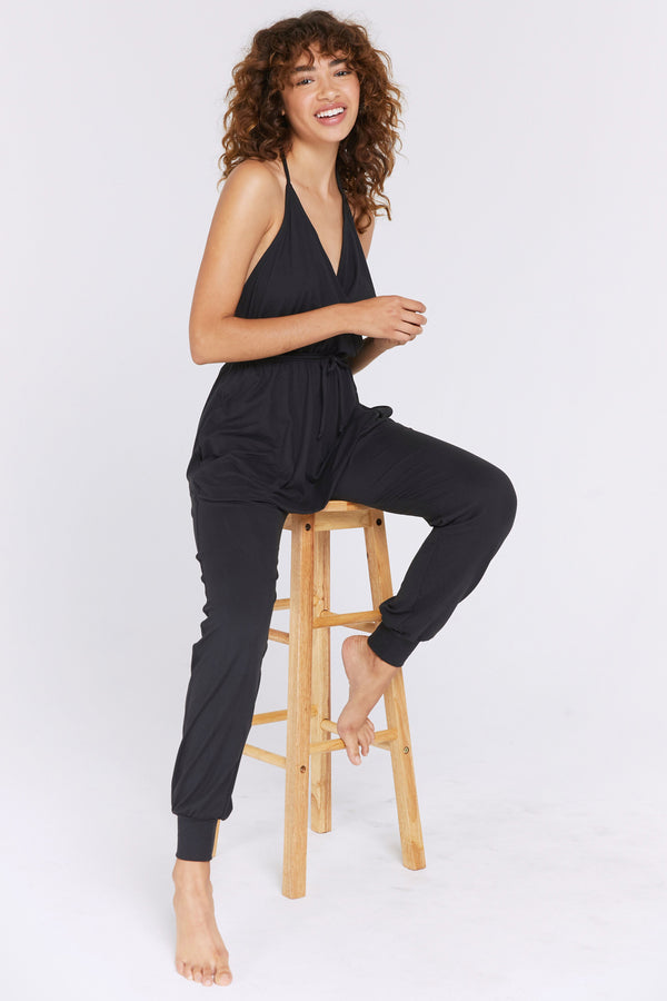 SUN SALUTATION JUMPSUIT