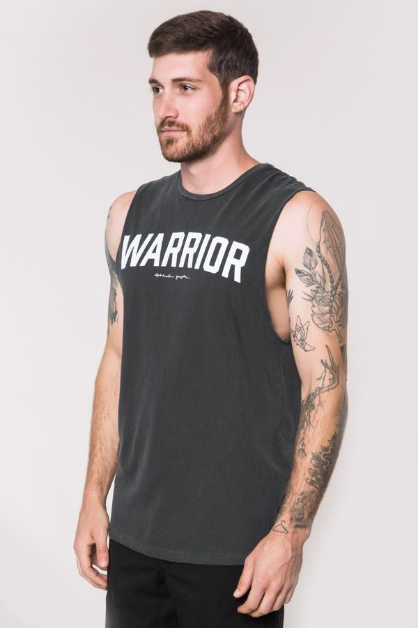 WARRIOR ARCH MENS MUSCLE TANK - Spiritual Gangster