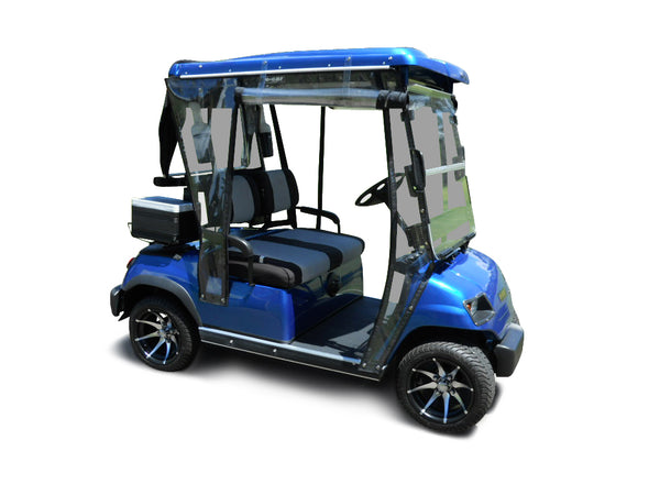 ECAR Golf LT-A2D 2 Seat Golfers Electric Buggy Cart Cheap Best Quality