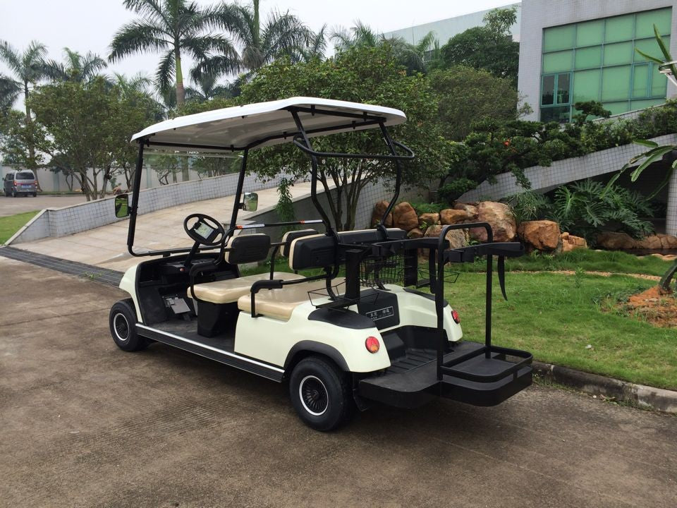 ECAR LT-A4 - 4 Seat Golf Cart