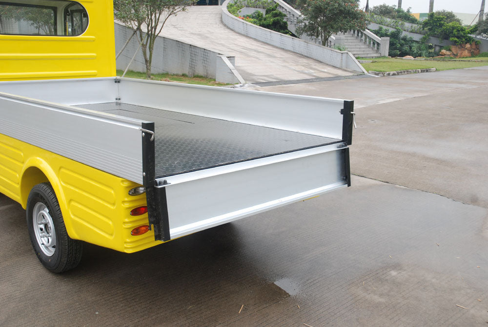 ECAR LT-S2.B.HP -  Heavy Duty Utility Cart