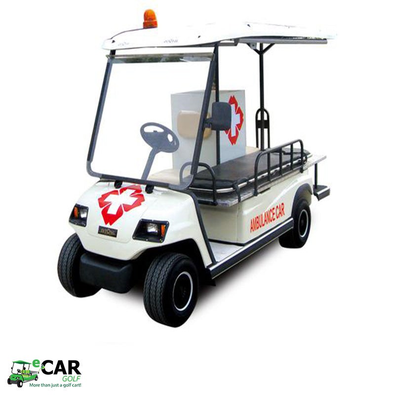 ECAR LT-A2.HS2 - MEDI CART Electric Ambulance Buggy