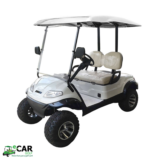 ECAR LT-A627.2G - 2 Seat Golf Car (Lifted)