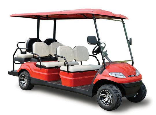 ECAR LT-A627.4+2 6-SEATER GOLF CART