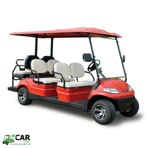 ECAR LT-A627.4+2 - 6-SEATER GOLF CART