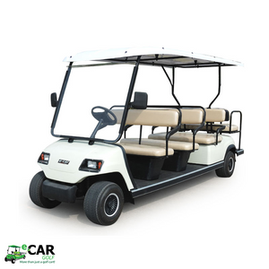 ECAR LT-A8+3 - 11 Seat People Mover Cart