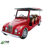 Load image into Gallery viewer, ECAR LT-S8.FB - 8 Seat Classic Wedding Cart