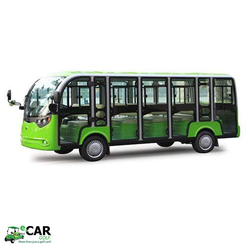 ECAR S-Series 14 Seat People Mover Closed LT-S14.F
