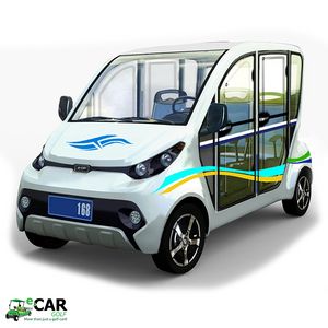 ECAR LT-S4.HAF - 4 Seat Electric Community Cart