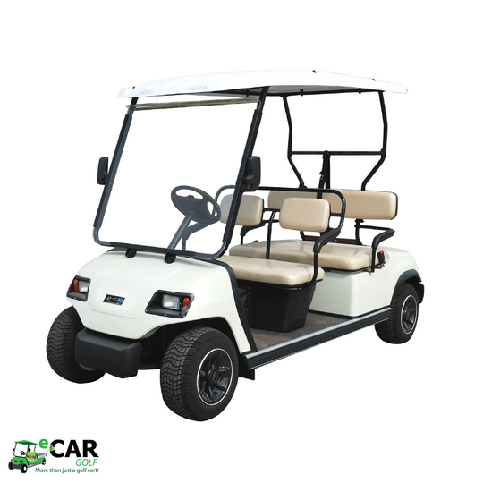 Ecar Golf 4 Seat Electric Buggy Cart