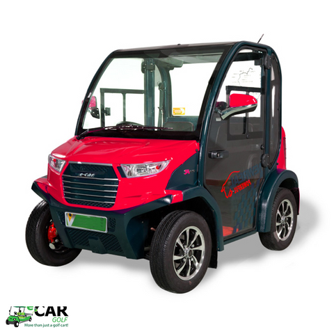 ECAR LT-S2.DB 2 Seat Community Cart