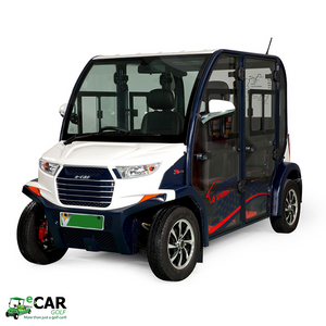 ECAR 4 Seat LT-S4.DB Community Electric Cart