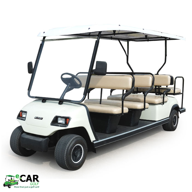 ECAR LT-A8 - 8 Seat Community Cart