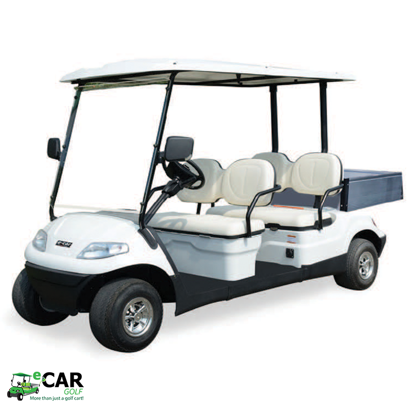 ECAR LT-A627.4.CARGO - 4 Seat Cargo Vehicle