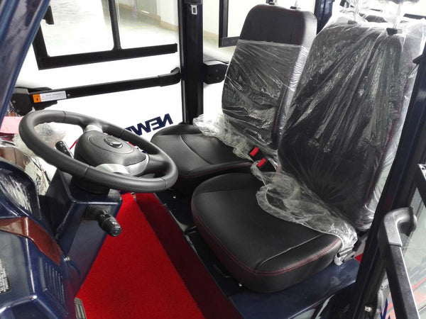 Interior ECAR 4 Seat LT-S4.DB Community Electric Cart