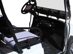 Load image into Gallery viewer, Interior Photo White ECAR LT-A2.AH2 - 2 Seat Utility Electric Cart Buggy Rear Tray Transport