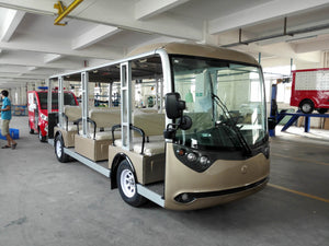 ECAR LT-S23 - 23 Seater Sightseeing Electric People Mover