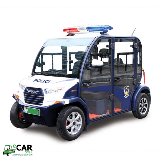 ECAR LT-S4.DBP - 4 Seat Electric Patrol Cart
