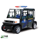 Load image into Gallery viewer, ECAR LT-S4.PBC - 4 Seat Electric Patrol Cart