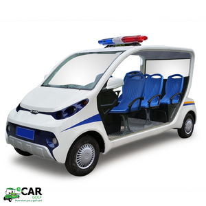ECAR LT-S6.PAC - 6 Seat Electric Patrol Cart