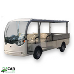 Load image into Gallery viewer, ECAR LT-S8.X - Electric Sightseeing Cargo Utility Cart