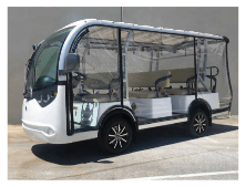 ECAR LT-S8+3 - 11 Seater People Mover