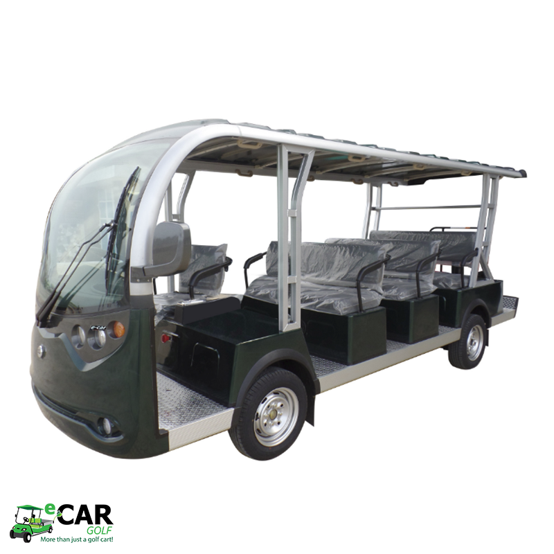 ECAR LT-S9.L - 9 Seater Electric People Mover