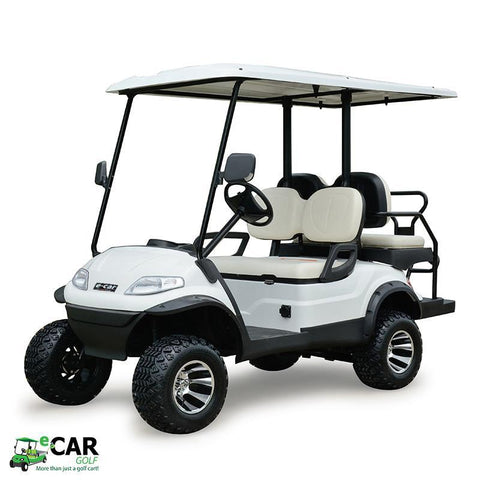 ECAR LT-A627.2+2G - 4 Seat Golf Vehicle (Lifted Suspension)