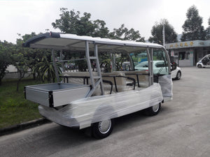 ECAR LT-S8.X - Electric Sightseeing Cargo Utility Cart
