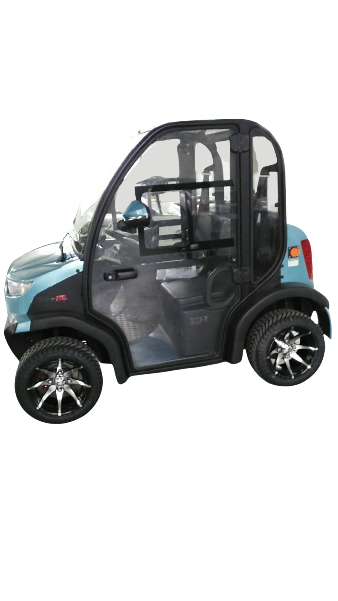ECAR LT-S2.DB 2 Seat Community Golf Cart