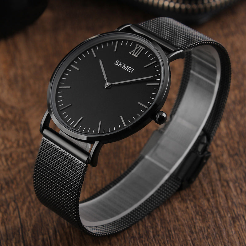 SKMEI 1181 Lovers' Quartz Watches