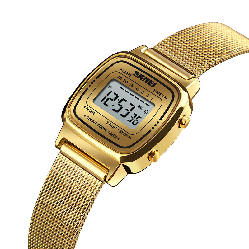 SKMEI 1252  Lady Digital Fashion Watches