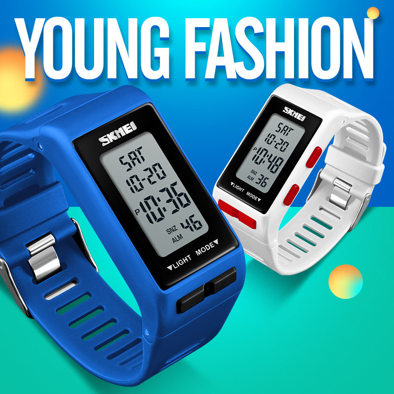 SKMEI 1362 Fashion Digital Sports Watches
